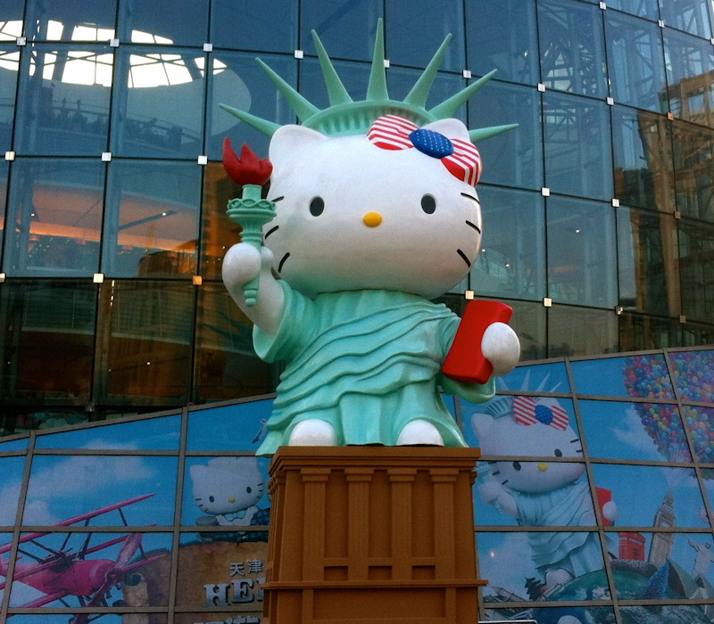 The Kitty of Liberty